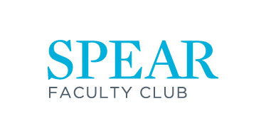 Spear Faculty Club Member